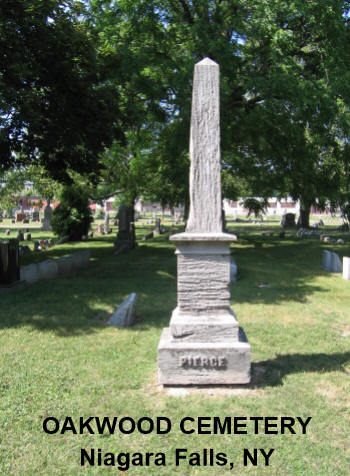 Gad Pierce Monument